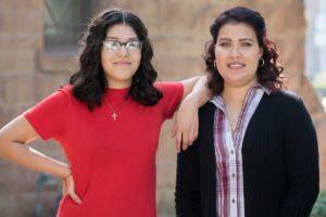 Find a mentor like Big Sister Estela for your child